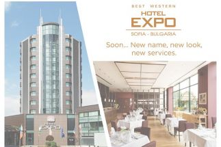 Renovation of Hotel Expo Sofia