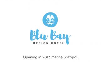 Blu Bay Design Hotel to open its doors in may 2017!
