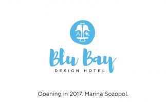 Blu Bay Design Hotel се очаква да отвори врати в Созопол през лято 2017!