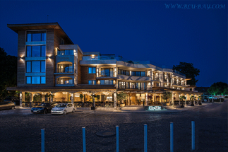 """National Contest """"Building of the Year"""" 2017 – BLU BAY BOUTIQUE HOTEL"""